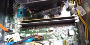 パソコンのメモリ増設方法(Dell デスクトップパソコン Inspiron 3470の場合)